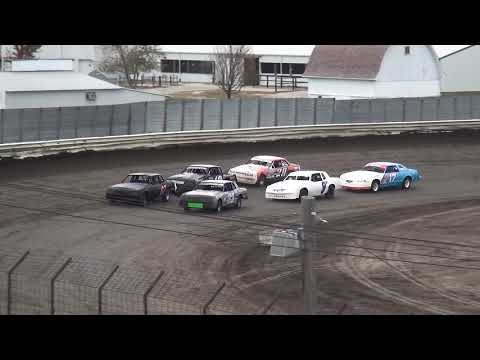 Shiverfest 2017 Hobby Stock Heats Lee County Speedway 10/28/17