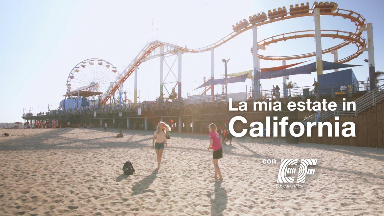 La mia estate in California ‒ EF Vacanze Studio - YouTube