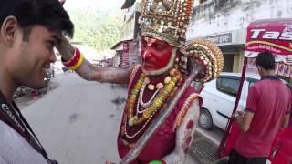 The Man Who Is Dressing Like Monkey God (HANUMAN) from Last 25 Years