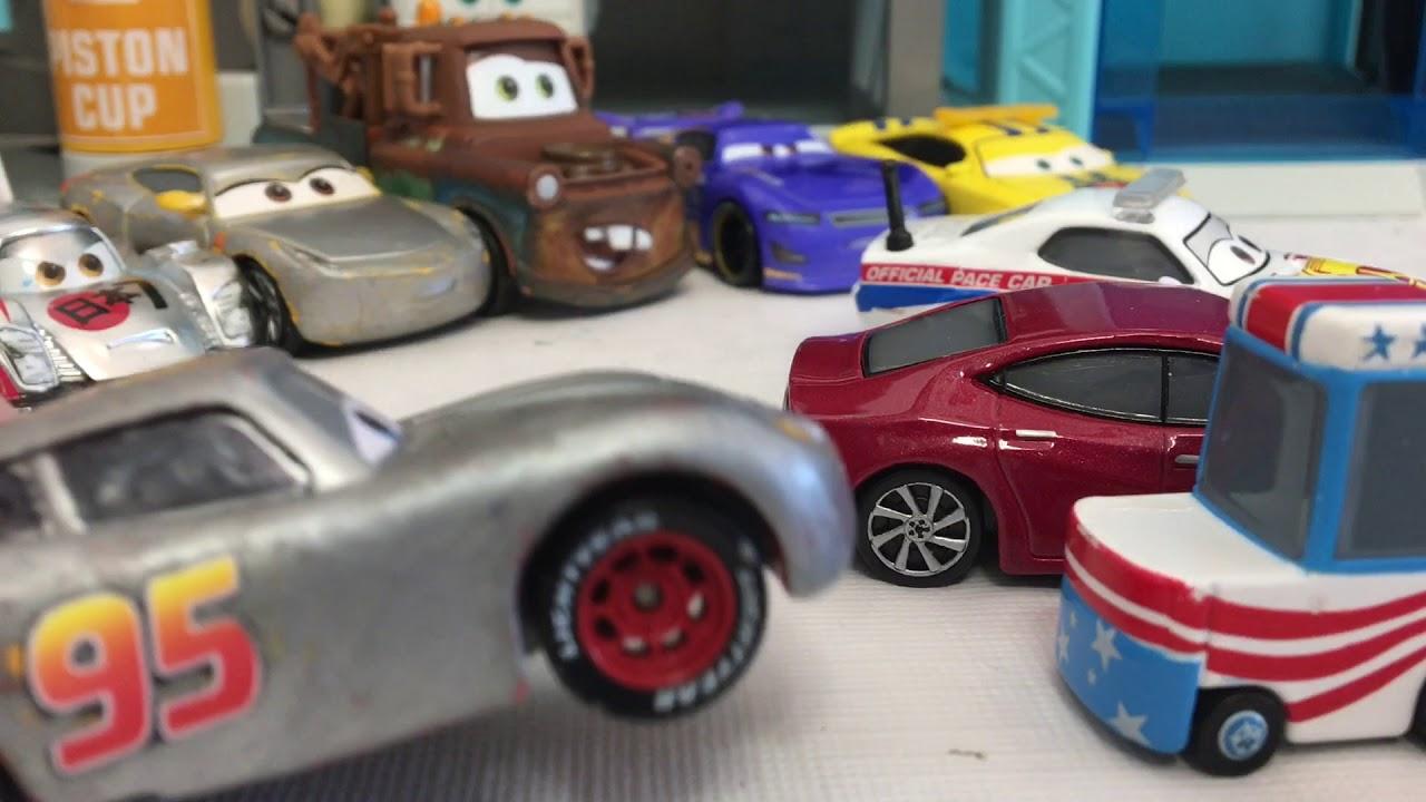 cars 3 rust eze adventures season 3 ep 5 control youtube
