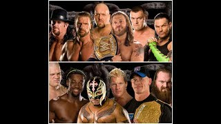 No Way Out 2009 Elimination Chamber Match Reviews