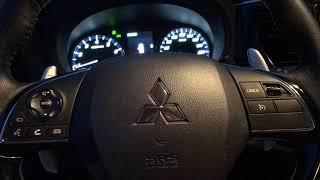 Мицубиси Аутлендер. Как вариант для папы. Mitsubishi Outlander