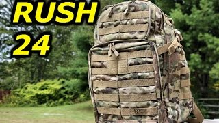 5.11 Tactical Rush 24 Backpack: Full Review