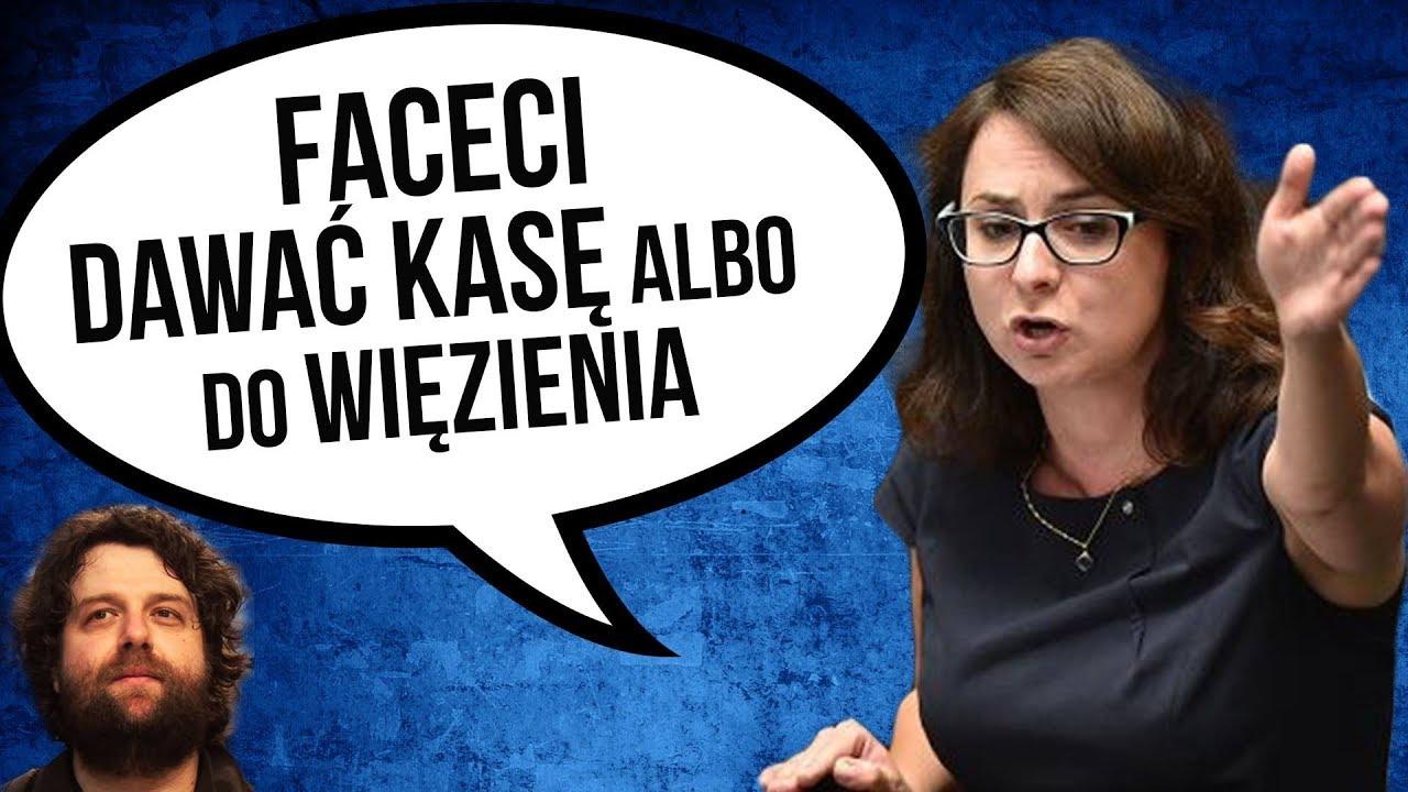Nowoczesna Oszalała: Ich Ustawa – Mąż Ma Dawać Żonie Pieniądze lub DO WIĘZIENIA!