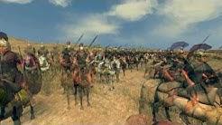 Römische Legionsaufstellung ab dem 4. Jhd v. Chr. mit Rome 2 engine.
