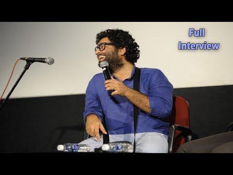 Arijit Singh Interview At IFFI-2018 | Full Live Conversation ( Arijit's Fan Must Watch)