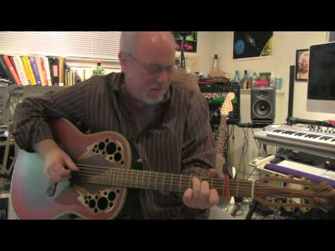 Gentle On My Mind Glen Campbell Cover