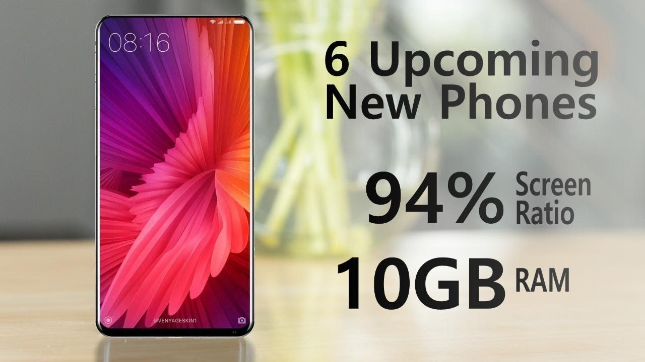 Best Upcoming NEW Smartphones November 2018