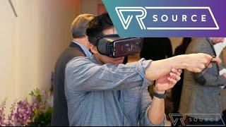 Samsung Gear VR 2017 hands on
