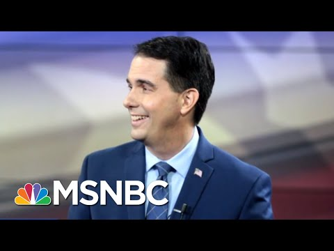 Wisconsin GOP Trying To Strip Power From Democratic Governor-Elect | Velshi & Ruhle | MSNBC