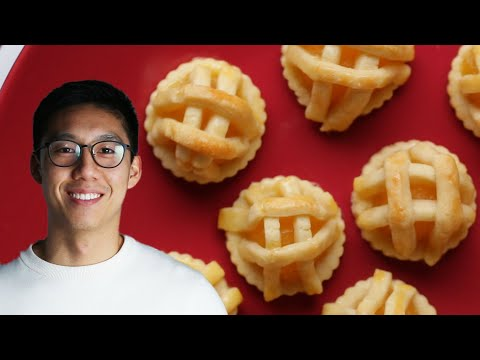 Mini Pineapple Tarts As Made By Nathan • Tasty