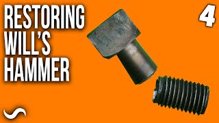 RESTORING THE FAIRBANKS POWERHAMMER!!! Part 4