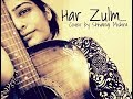 Download Sahil pe khade ho |Har Zulm  |Sajjad Ali |Lyrical | Cover by Shivangi Mishra | SMM 05 MP3 song and Music Video