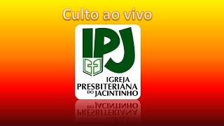 Culto  - Domingo 12/abr/2020 - IPJ - Rev. Jaime Eduardo