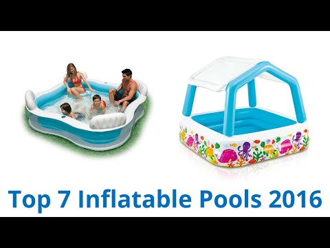 7 Best Inflatable Pools 2016