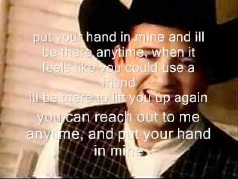 tracy byrd 'put your hand in mine'