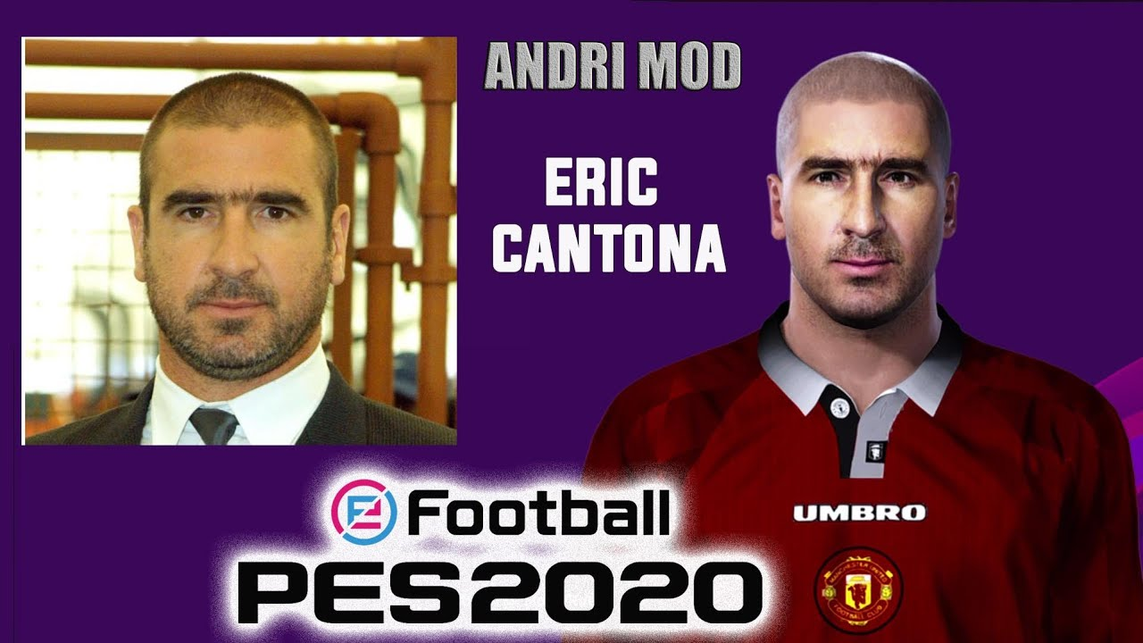 """The road"""" by eric cantona ✍️ if this doesn't get you pumped for uefa euro 2020™ we don't know what will. Update Eric Cantona Pes 2020 Youtube"""