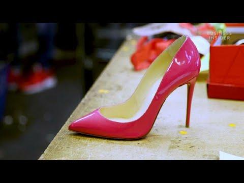 Perché le scarpe Louboutin sono così costose