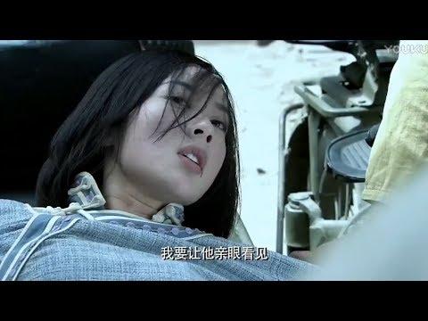 日本鬼子真不是东西, 抓住中国女战士, 就要轮流上!