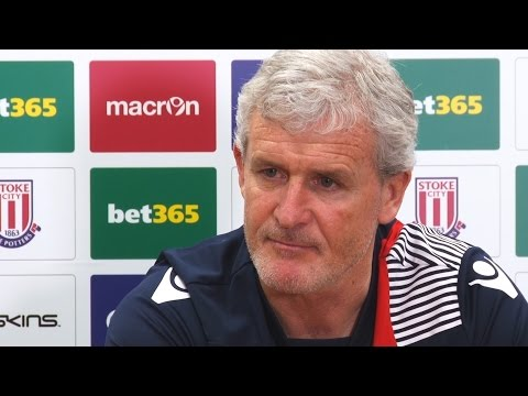 Mark Hughes West Ham United Press Conference | FULL