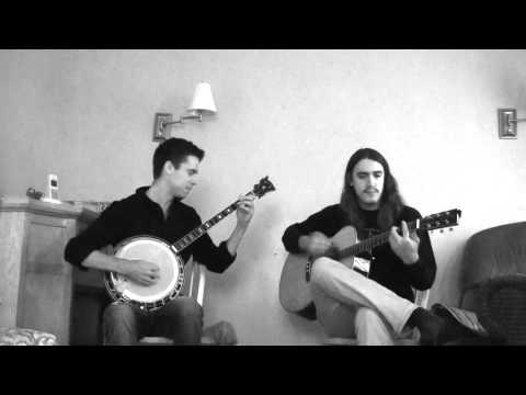Zelda Theme-  Banjo and Guitar