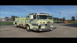 1975 American Lafrance fire truck for sale | no-reserve Internet auction November 30, 2016 thumbnail