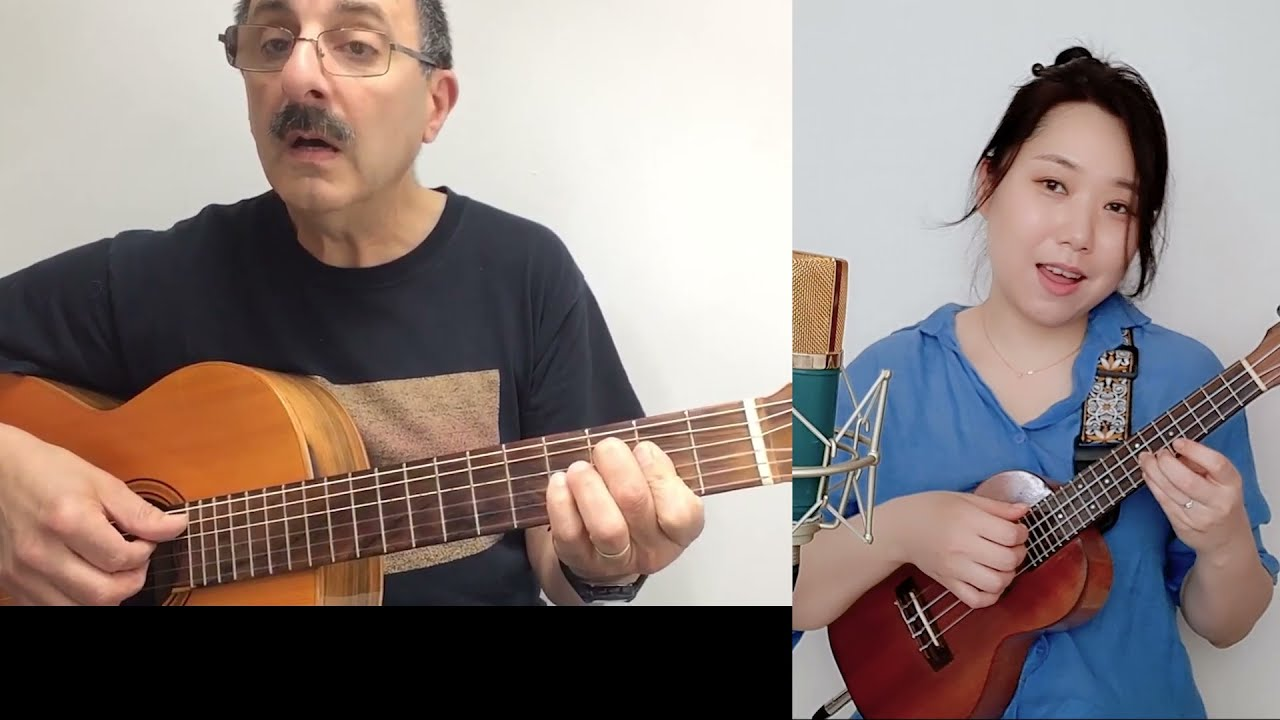 Samba de Maria Luiza - Tom Jobim (Ukulele Cover with William Saad)
