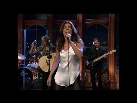 Martina McBride on The Late Late Show With Craig Ferguson Recorded Apr 23 2009
