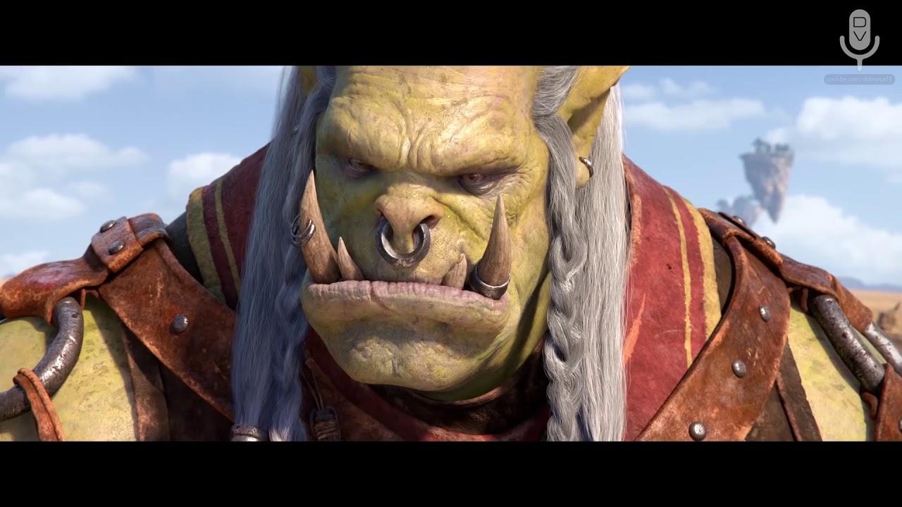 World Of Warcraft Sinematik Masun Melce Turkce Dublaj Youtube