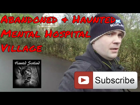 Tour Abandoned Haunted Mental Hospital & Church With Me | Includes Audio Captures Of Spirits