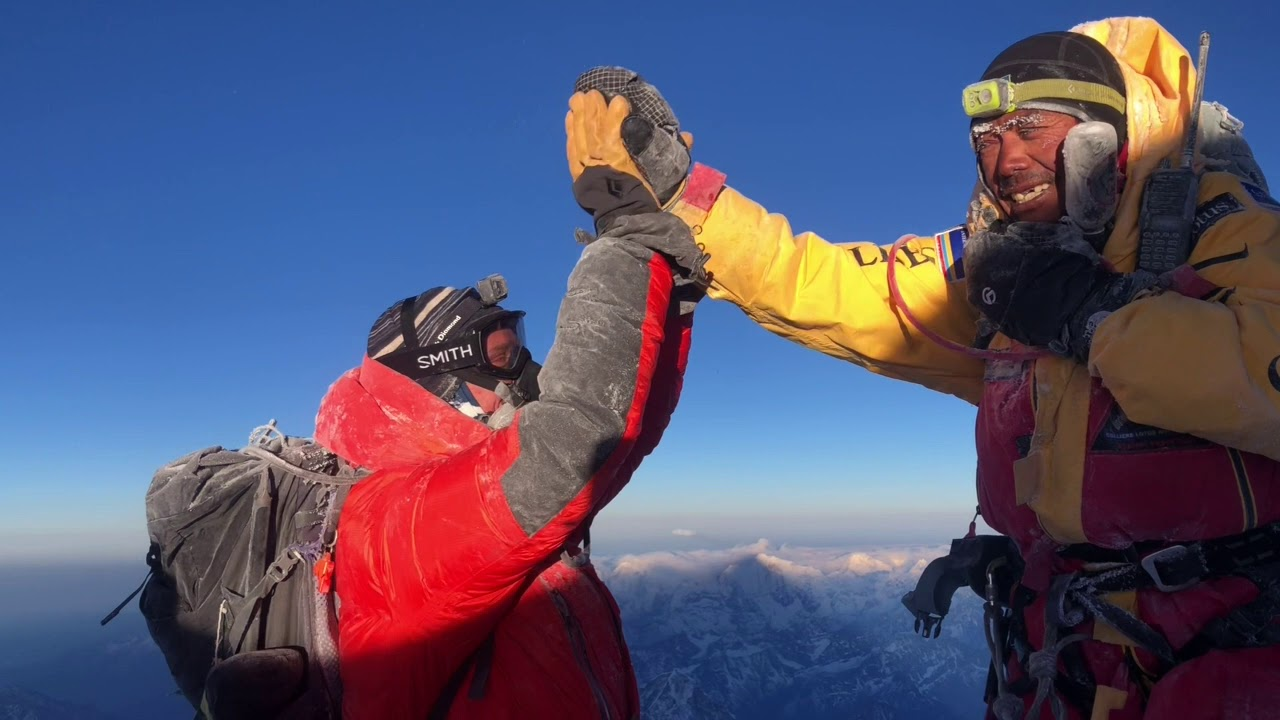 2019 Mt Everest Climb