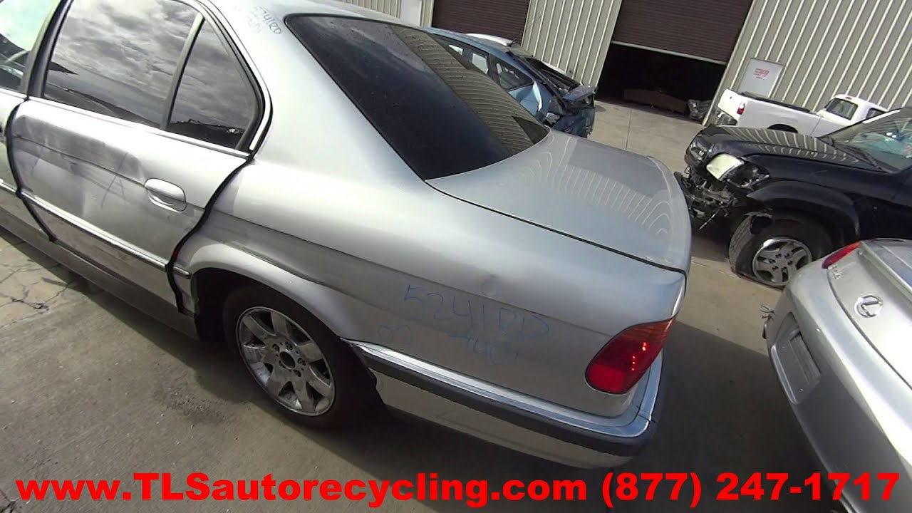 hight resolution of 2000 bmw 740i parts for sale 1 year warranty