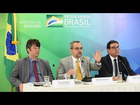 """Resultado de imagem para MEC libera R$ 125 milhões em recursos extras para universidades federais"""""""