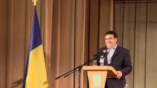 Саакашвили об угрозе Путина подвесить его за яйца