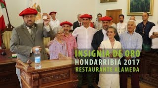Restaurante Alameda - Insignia de oro Hondarribia 2017 | Txingudi Online