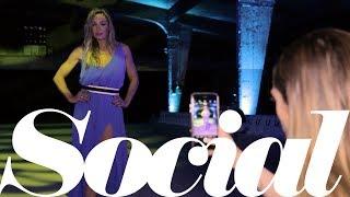 Koκκίνου, Σπυροπούλου & Σταμάτη: Τι δήλωσαν στο fashion show του Στέλιου Κουδουνάρη | DoT