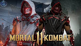 Mortal Kombat 11 Online - NEW KOMBAT LEAGUE SCORPION SKIN! / Видео