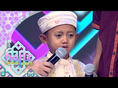 HAFIZ INDONESIA 2018  Ucapan Terima Kasih Tulus Dari Furqon Untuk Abinya 26 Mei 2018