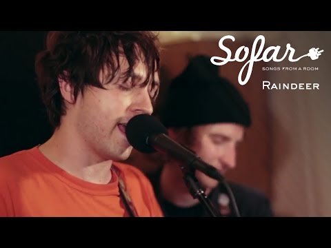 Raindeer - Bad Things | Sofar Washington, DC