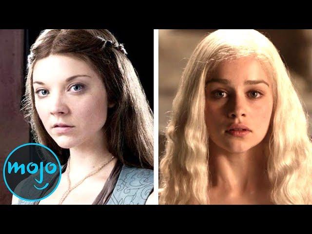 Top 10 Hottest Game Of Thrones Women