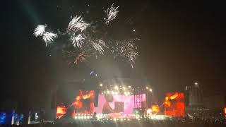 Gojira Hellfest 2019 fireworks final the Gift of Guilt
