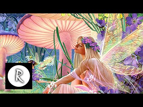 Fantasy Music: Spirits of the faerie - music album - Relaxation Music, Spa, Sleep, Study, Background