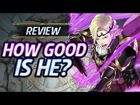 Fire Emblem Heroes - Unit Review: How GOOD is Xander? [Grand Hero Battle Ver.]