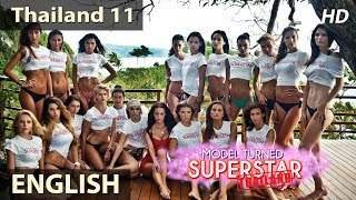 Model Turned Superstar - EPISODE 11 THAILAND | Reality Show with 100 Models