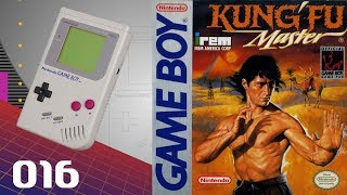 Kung Fu Master GAME BOY FULL GAME Longplay Gameplay Walkthrough Playthrough VGL