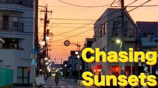 Tokyo Tales: Chasing Sunsets in Japan (Simon and Martina Podcast Episode 23)