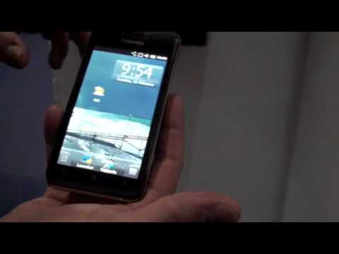 Toshiba TG02 in video al MWC 2010