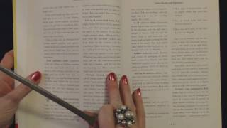 ASMR Whisper ~ Reading With Pointer ~ Household Organizing/Recycling Tips