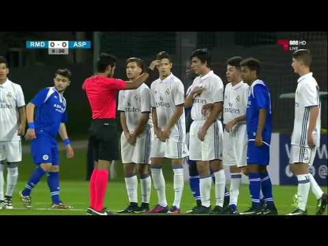 FULL MATCH | REAL MADRID VS ASPIRE ACADEMY - DAY 11