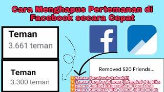 Cara #Menghapus Pertemanan di Facebook dengan Cepat dengan Aplikasi Monokoi Toolkit screenshot 2